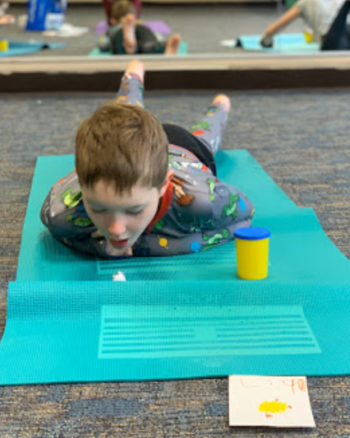 About Therapeutic Playful Yoga