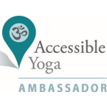 Accessible Yoga Ambassador - TheraPlaYoga, Gloria Trevino